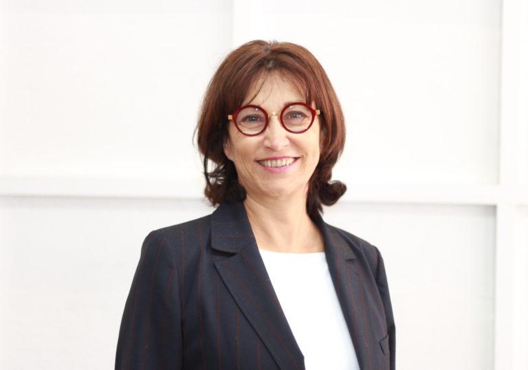 Martine Combemale, fondatrice de RHSF
